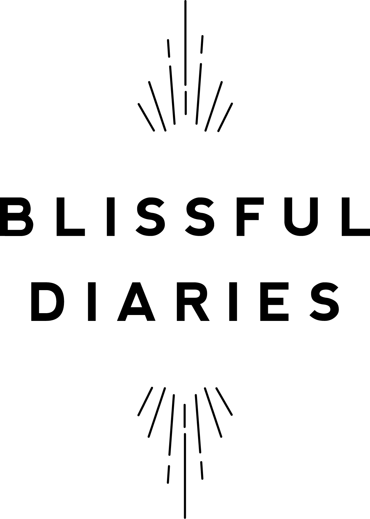 Blissful Diaries logo